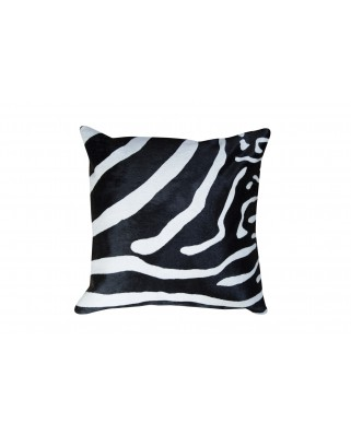 CUSHION PRINTED ZEBRA 45