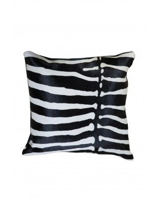 CUSHION PRINTED ZEBRA 50