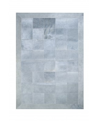 PATCHWORK CARPET: light gray 30x30