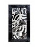 PATCHWORK CARPET: ZEBRA 30x30