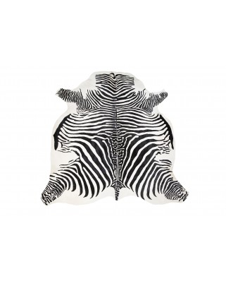 COW PRINTED ZEBRA