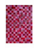 PATCHWORK CARPET: REDS 10X10