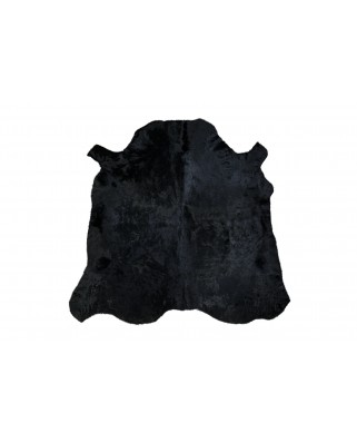 COW DYED BLACK
