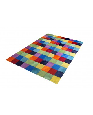 PATCHWORK CARPET: solid colors 20X20