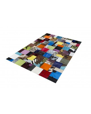 PATCHWORK CARPET: MIX MULTI 20X20 AND 10X20