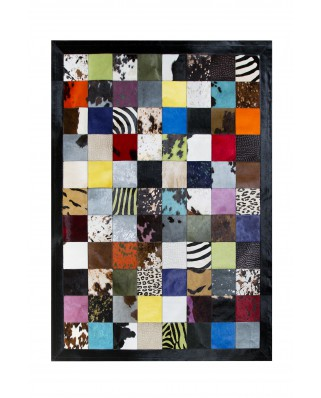 PATCHWORK CARPET: multi 20X20