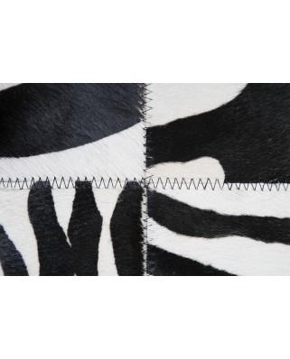 COJIN patchwork cebra imitación 10x10