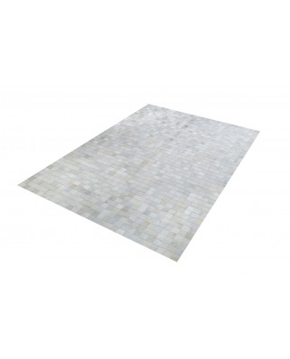 PATCHWORK CARPET: White 5x5
