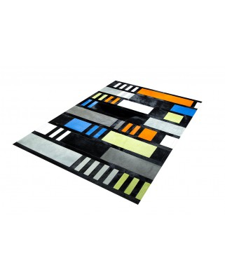 PATCHWORK CARPET DESIGN CUBE